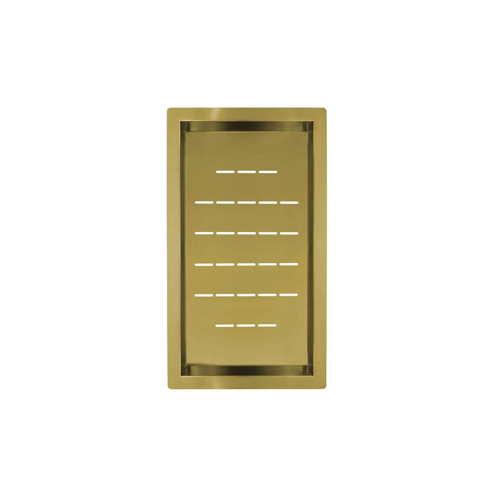 Латунь/Золотой Ситечко - Nivito CU-WB-240-BB