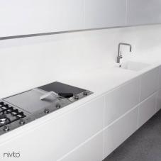 Нержавеющая Сталь Кухня Кран - Nivito 5-RH-300