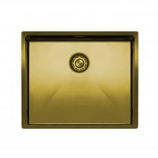 Латунь/Золотой Кухонный Раковина - Nivito CU-500-BB