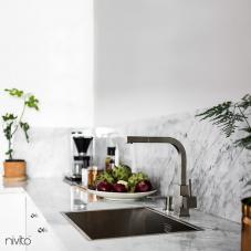 Нержавеющая Сталь Кухня Кран - Nivito 1-SP-300