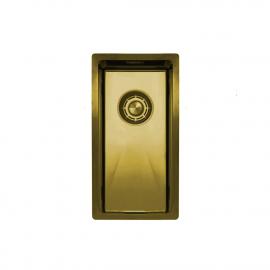 Латунь/Золотой Кухонный Бассейн - Nivito CU-180-BB