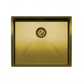 Латунь/Золотой Кухонный Бассейн - Nivito CU-500-BB