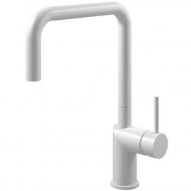Белый Кухня Кран Выдвижной шланг - Nivito RH-330-EX